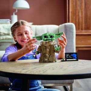 レゴがベビーヨーダのレゴモデル「レゴ スターウォーズ ザ・チャイルド」を発表