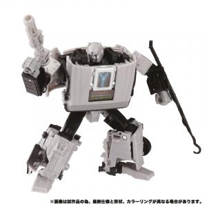"""デロリアンが変形すると""""ドク""""顔のロボットに! 映画『バック・トゥ・ザ・フューチャー』とコラボしたトランスフォーマーが予約受付中"""
