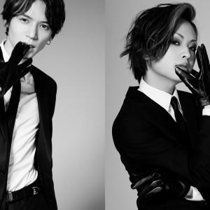 写真家・小林裕和×若手俳優 北村諒・星元裕月がブラックスーツ姿に「Stage Actor Alternative」第3弾予約開始