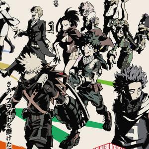 TVアニメ『僕のヒーローアカデミア』第5期2021年春放送!PV第1弾&新ビジュアル解禁 LINEアカウントも開設