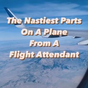 現役フライトアテンダントが明かす「飛行機内の汚い場所」 シートポケットから安全のしおりまで