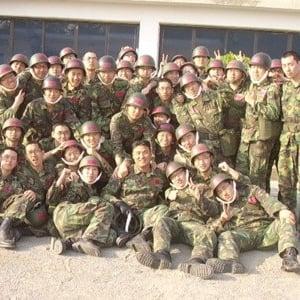 ある韓国人青年の兵役 ~導入編~