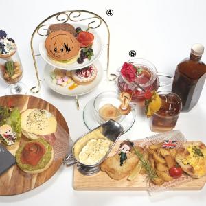 優雅なモリアーティ家のお食事を味わえる『憂国のモリアーティ』コラボカフェ期間限定オープン