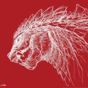 『もののけ姫』などジブリ作品アニメーター山森英司が描くゴジラ解禁!完全新作TVアニメ『ゴジラ S.P』2021年放送 キャラデザは『青エク』加藤和恵