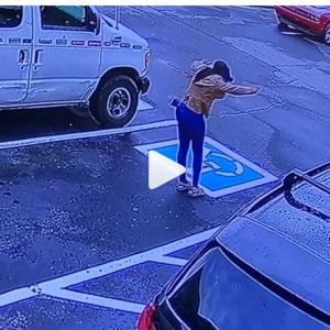 2年間ホームレスだった女性に仕事が見つかる 監視カメラに映った喜びのダンスが話題に