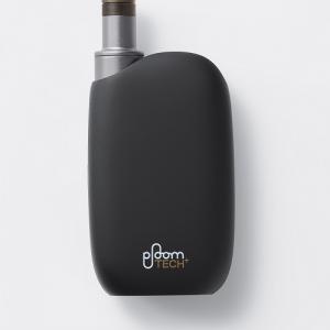 USB-C充電に対応して高さ約半分のコンパクトサイズに JTが低温加熱型の加熱式たばこデバイス「プルーム・テック・プラス・ウィズ」を11月発売へ