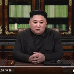 流暢な英語でスピーチする金正恩委員長!? アメリカのテレビ局が土壇場で放送を拒否したディープフェイク映像