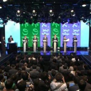 ネット党首討論会(2012年11月29日)全文書き起こし(2/4) テーマ「TPP」