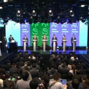 ネット党首討論会(2012年11月29日)全文書き起こし(4/4) テーマ「原発」~エンディング