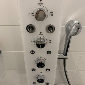 難易度MAX? 宿泊先のホテルで出会った操作の難しすぎるシャワーが話題に