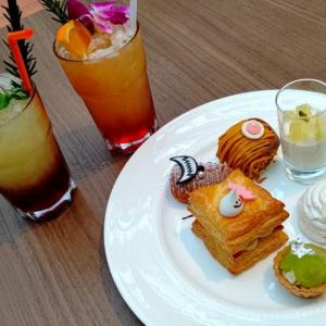 スイーツブッフェなのにパスタやローストビーフも食べ放題!グランドニッコー東京ベイ 舞浜のハロウィンブッフェ体験