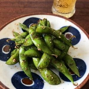 延々と飲めてしまうおつまみレシピ「酒飲み枝豆」がネットで反響「これ最高です!!神です」