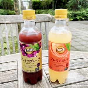 大人のファンタにピーチフレーバーが新登場! 果汁13%の濃厚リッチな味わい