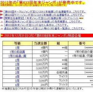 宝くじの1等が当選する確率は? 1500万円分(約50000枚)の宝くじを購入した結果をシミュレート