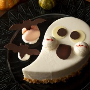 お部屋だけで完結する新様式ハロウィンはいかが? 限定のおばけケーキ「ファントム」も可愛い!