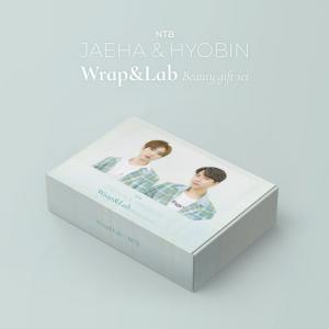 NTB(ジェハ&ヒョビン) 韓国コスメとコラボ!『Wrap&Lab BEAUTY GIFT SET』限定販売!