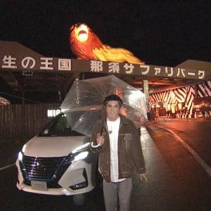 自宅で夜の動物たちのリアルな生態を楽しめる! 小島よしおと行く「那須サファリ史上初オンライン ナイト サファリ」に参加してみた