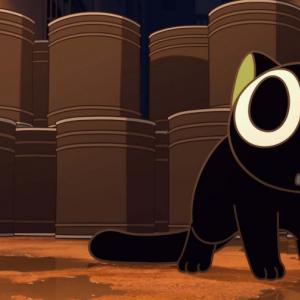 ネコ好き必見!黒ネコの妖精シャオヘイが可愛すぎる映画『羅小黒戦記(ロシャオヘイセンキ) ぼくが選ぶ未来』場面カット一挙公開