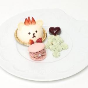 """キュートで美味しい2人の""""くま王子""""が「Q-pot CAFE.」に登場! 限定アクセにも注目"""
