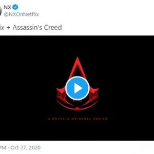 Ubisoftと『アサシン クリード』のコンテンツ開発契約を締結したNetflixが実写ドラマ化を発表