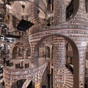中国の四川省成都市にオープンしたのは『ハリー・ポッター』に登場しそうな書店