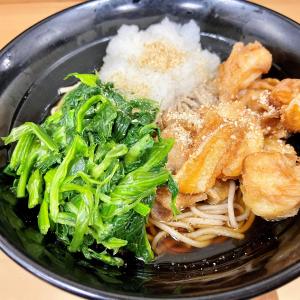 富士そばに食べる筋トレメニュー「筋肉もりもりそば」登場! 一杯あたりのタンパク質量28g、そばに含まれるルチンに着目