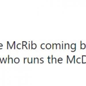 マクドナルドのソーシャルメディア担当者の嘆きに共感してしまう他社のソーシャルメディア担当者