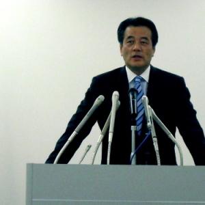 敗戦の弁かく語りき……岡田克也副総理会見「与党としての自覚が充分ではなかった議員がいた」