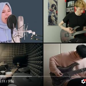 アニソン大好き外国人YouTuberたちのバンドによる「紅蓮華」カバー 「炭治郎と禰豆子がデュエットしてるみたい」「日本語の発音キレイすぎない?」