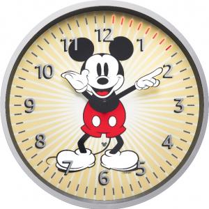スマートスピーカーと連動するミッキーマウスの壁掛け時計 Amazonが「Echo Wall Clock – Disney ミッキーマウスエディション」を発売