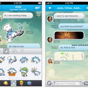 【アプリ】『LINE』や『comm』に続きGREEまでもがメッセンジャーアプリ提供 『LINE』に追随するソーシャルゲーム企業