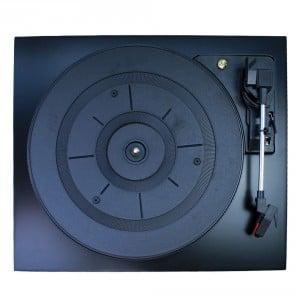 レコード音源をデジタル化してパソコンに録音『USBレコードプレーヤー』