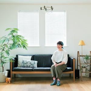 【柳沢小実さんインタビュー】暮らし上手なあの人のモノと家