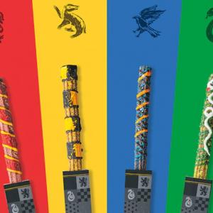 見た目もカワイイ♪USJで『ハリー・ポッター』4寮イメージのチュリトス本日発売!クィディッチの対戦カードに合わせ1日2種を販売