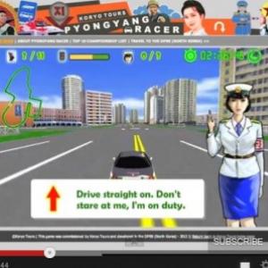 北朝鮮のベンチャー企業が開発したゲーム『平壌レーサー』がサーバーダウンするほどの人気っぷり