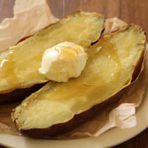 焼き芋を無限ループで食べる方法とは? アレンジ技が話題に「蜜芋みたいな濃厚さと甘塩っぱさが絶妙」