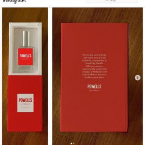 「古本の匂いっていいよね」 書店が販売する本の香りがする香水「Powell's by Powell's」