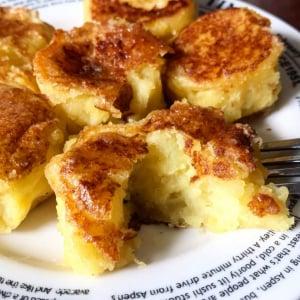 フライパンで「スイートポテト」を作る方法とは?  レシピがネットで反響「とてつもなく美味しいものが作れました」