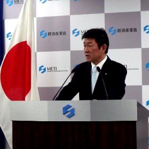 【なぞなぞ霞ヶ関】経済産業大臣の会見に行ってみたら雰囲気が超なごやかになっていた件