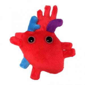 「この脳はとてもかわいいです!」の声!生命の源「心臓」や「精子」のデフォルメぬいぐるみ『Giant Microbes』が日本に