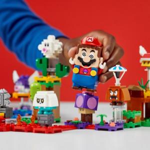 『レゴ スーパーマリオ』シリーズ最新作は2021年発売