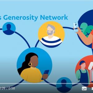 PayPalがクラウドファンディングの新サービス「Generosity Network」をアメリカ国内向けにローンチ