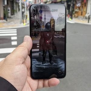 あなたの街にマンドーが降り立つ! Googleが『マンダロリアン』をテーマにしたARアプリを5G対応Pixel向けにリリース