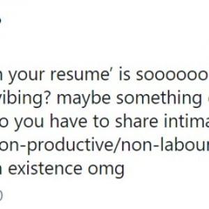 履歴書の「仕事をしていない空白期間」に関する面接時の質問がイラつく 「この質問された時点で辞退するけどね」「休むことなく働き続けろってこと?」