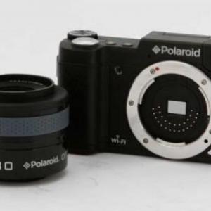 CES 2013:Polaroid、Androidベースのミラーレスカメラ『iM1836』を正式発表、価格は$399