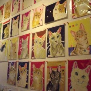 2013年も猫だらけ!年賀状からぬいぐるみ・アクセサリーまで揃った『にゃんこ展2』