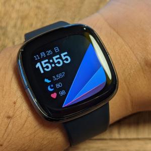 Fitbitのスマートウォッチ最上位モデル「Fitbit Sense」レビュー 月額サービス「Fitbit Premium」との組み合わせで健康管理の機能を強化