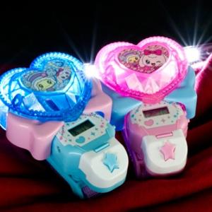 きゃらっち!たまごっち!ゆめキラ ブルー&ピンク(バンダイ)フォトレビュー