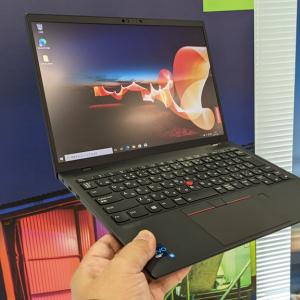 ThinkPad史上最軽量 レノボが13.0型で1kgを切る「ThinkPad X1 Nano」を発売