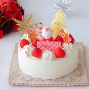 本格クリスマスケーキが10分で作れる! 無料キットを抽選で1000名にプレゼント